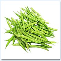 Flat bean
