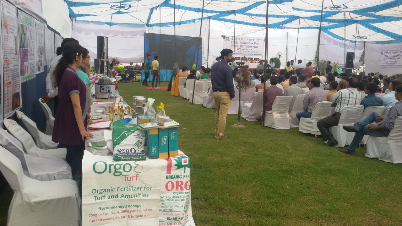Our dealer in Jammu and Kashmir participated in the Jammu